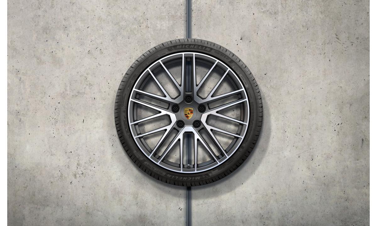 """TALVERATTAD 20/21"""" 992 911 Turbo design (RATAS TURBO MUDELILE/TAVAPOLDID) lamell 245/35 R20, 305/30 R21"""