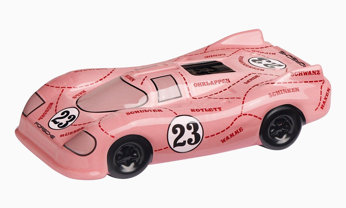 """RAHAKASSA """"Pig 917"""" roosa"""