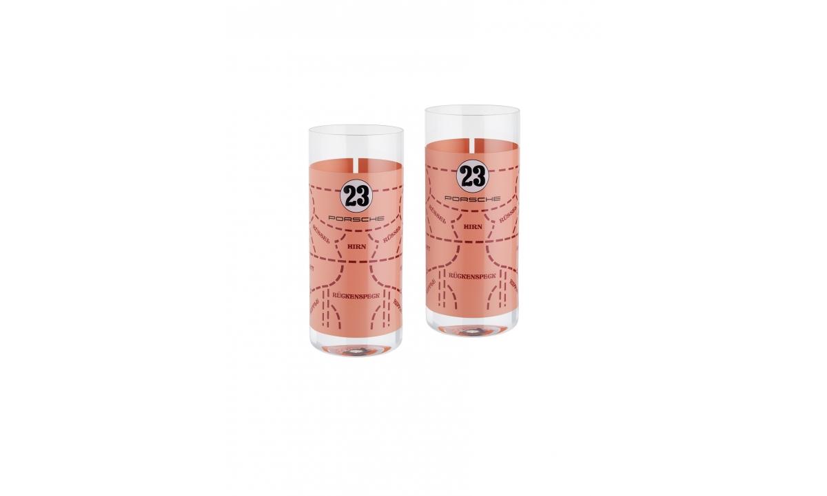 JOOGIKLAASID, 917 PIG, roosa