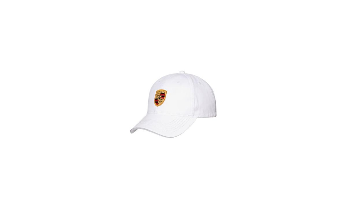 Pesapallimüts LOGOGA, valge
