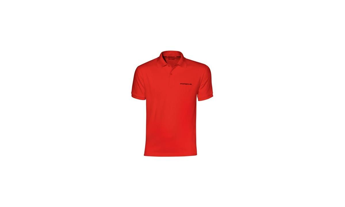 Polosärk CLASSIC, punane