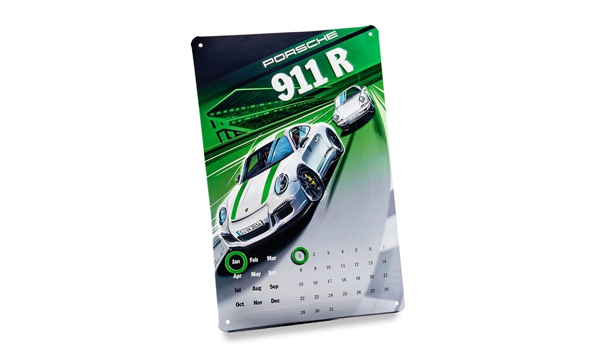 KALENDER 911 R metallist