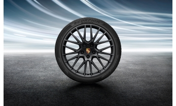 "TALVERATTAD 21"" CAYENNE E3 RS SPYDER DESIGN 275/40 R21, 305/35 R21"
