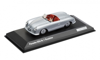 MUDELAUTO PORSCHE 356 No 1 High-End Limited Edition (1948pcs) 1:43