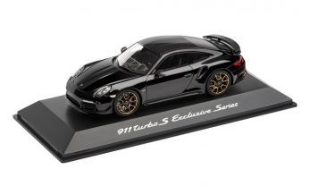MUDELAUTO 911 TURBO S EXCLUSIVE SERIES must,1:43
