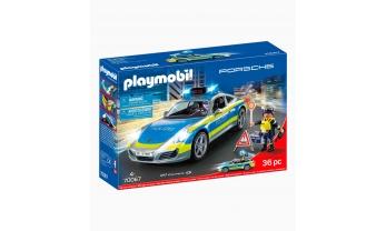 PLAYMOBIL POLITSEIAUTO 911 CARRERA 4 S