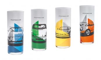 JOOGIKLAASIDE KOMPLEKT RS 2,7 (4tk) värvilised