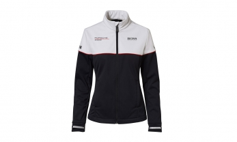 JOPE MOTORSPORT COLLECTION, softshell, must/valge, naiste,