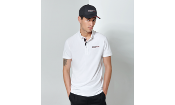 PESAPALLIMÜTS MOTORSPORT FANWEAR COLLECTION, must/punane, unisex