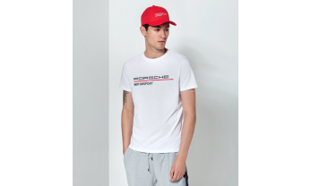 PESAPALLIMÜTS MOTORSPORT FANWEAR COLLECTION, punane, unisex